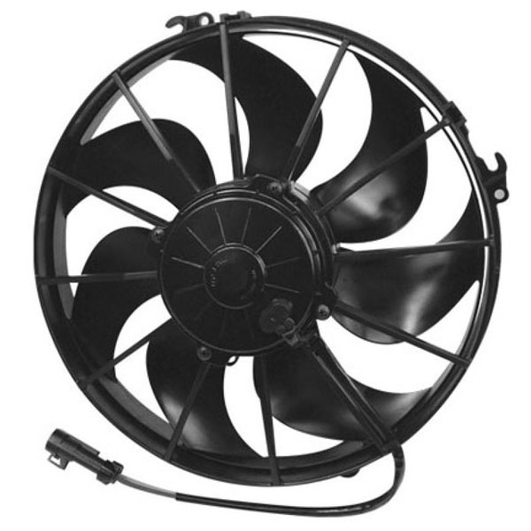 SPAL 30103202 | 1870 CFM 12in High Performance (H.O.) Fan