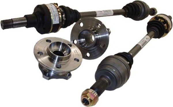 The Driveshaft Shop CH58 | Charger SRT-8 / 300C SRT-8 / Challenger SRT-8 / Magnum SRT-8 1400HP Full Chromoly Level 5 Axle/Hub Kit; 2005-2008