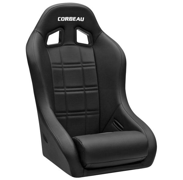 Corbeau BAJAXP | Baja XP Suspension Seat in Black Vinyl