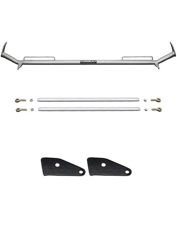 Corbeau HB0508M | Harness Bar for Mustang; 2005-2012