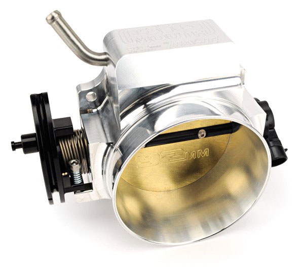 FAST 54095 | Big Mouth 92mm Throttle Body w/ TPS; 2005-2007