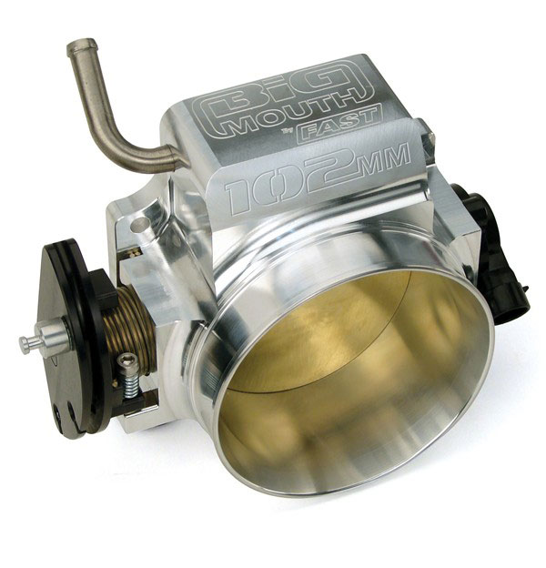 FAST 54103:  Big Mouth 102mm Throttle Body w/ TPS