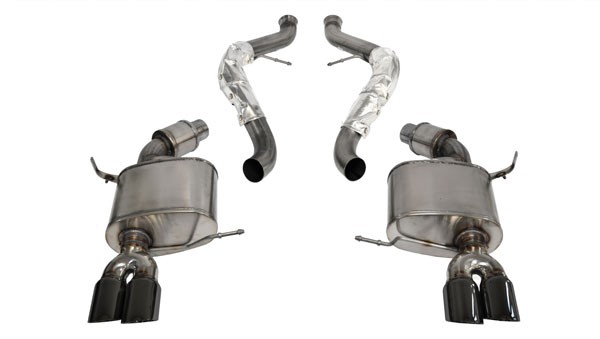 """Corsa Performance 14569BLK 
