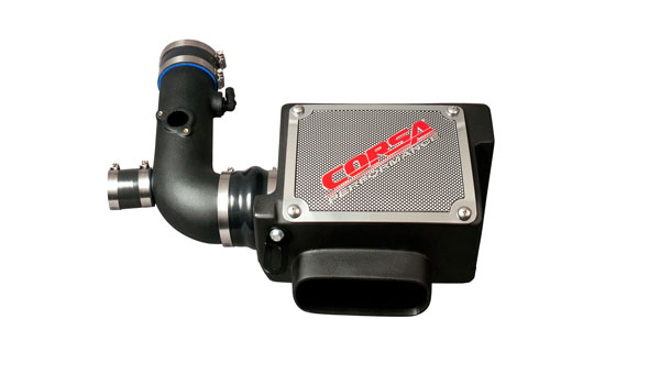 Corsa Performance (185206) Corsa Toyota 86 2.0L PowerCore Closed Box Air Intake System