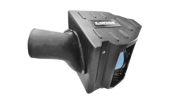 Corsa Performance 468646: Corsa Dodge Challenger SRT, SCAT PACK, 6.4L V8, PowerCore Closed Box Air Intake