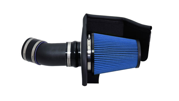 Corsa Performance 616864-O | Corsa Apex Cold Air Kit Charger SRT 6.4L - Oiled Filter; 2011-2017
