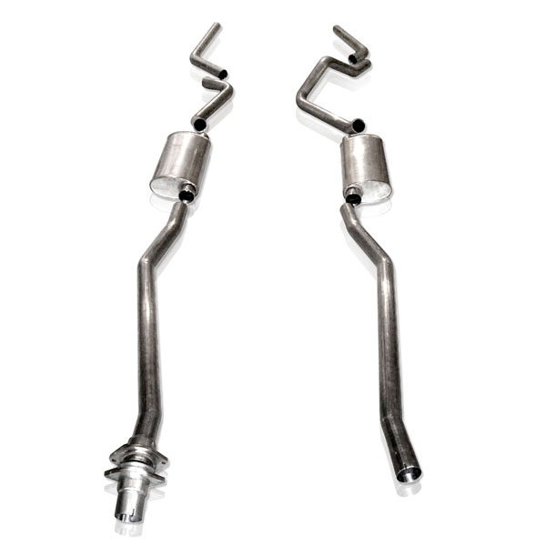 Stainless Works CT9806:  Chevy/GMC Truck 1999-06 Exhaust 2.5'' S-Tube Catback