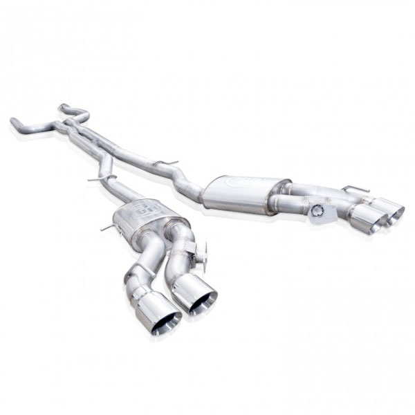 Cadillac CTS-V Sedan Exhaust