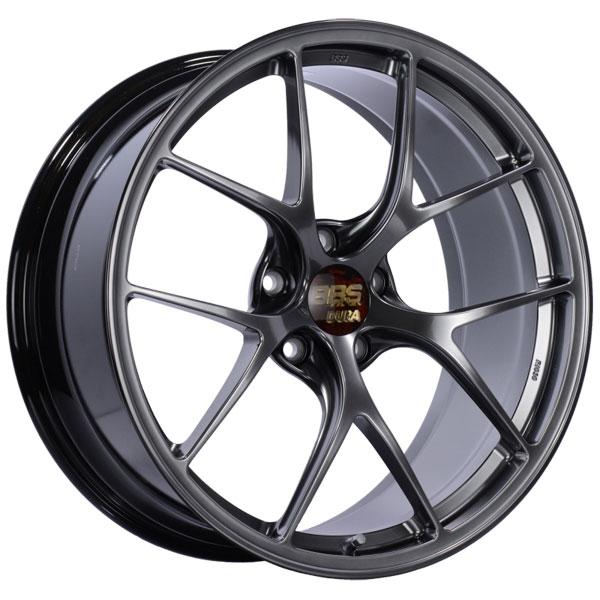 BBS RI030DBK   RI-D 20x9 5x120 ET27 Diamond Black Wheel -82mm PFS/Clip Required