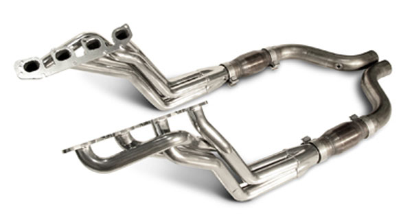 SLP Performance D30003: SLP Headers, Coated 1-3 / 4 Long-Tube 2005-07 6.1 Hemi w / cats use w / D31004,D31005 / Stock Exhaust