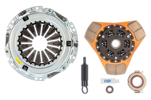 Exedy Racing (16953C) Exedy Stage 2 Cerametallic Clutch Kit LEXUS ES250 V6 2.5 1990-1991; Thick Disc