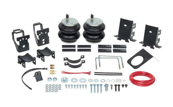 Firestone 2597 | Ride-Rite Air Helper Spring Kit Rear 11-13 Ford F450 2WD/4WD (W217602597); 2011-2016