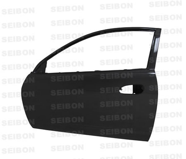Seibon DD0205ACRSX |  Carbon Fiber Doors (Pair) Acura Rsx 2002 - 2007
