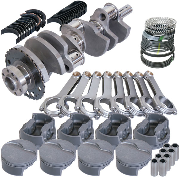 Eagle 129384065 | Chevrolet LS 24 Tooth Reluctor Rotating Assembly Kit