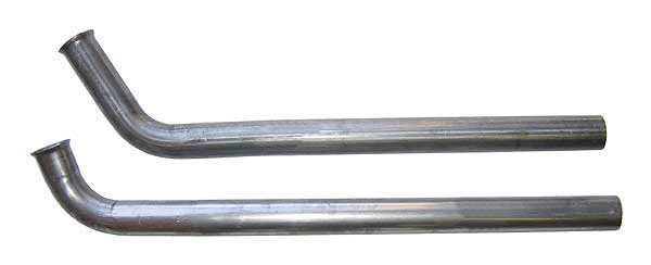 Pypes Exhaust DGB10S | Pypes Buick Grand Sport GS Downpipes 2-Bolt DGB10S; 1968-1972
