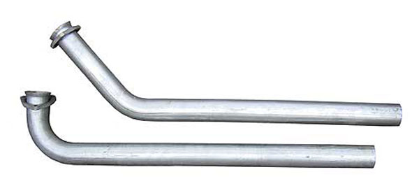 "Pypes Exhaust DGU20S | Pypes Chevy 2.5"" Downpipes 3-Bolt Big Block; 1964-1977"