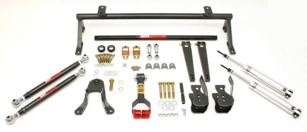 BMR Suspension DRP002: BMR 2005-10 Mustang Drag Race Rear Package Level 2 V8