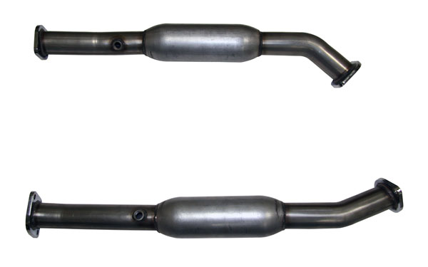 "Doug Thorley Headers 89246 | Doug Thorley Lexus Lx570 5.7L 4wd (Includes Resonators Off-Road ""Race"" Use Only) Performance ""B"" Pipes; 2009-2012"