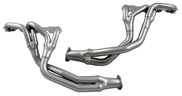 Doug Thorley Headers (THY-300Y-C) Doug Thorley 1961-87 Chevrolet Pickup Trucks 283-400 Tri-Y Headers