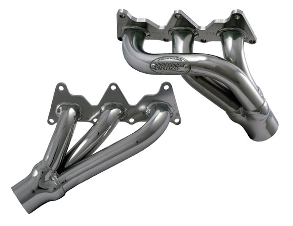 Doug Thorley Headers THY-338-C: Doug Thorley 2010-13 Chevrolet Camaro 3.6L V6 Shorty Headers