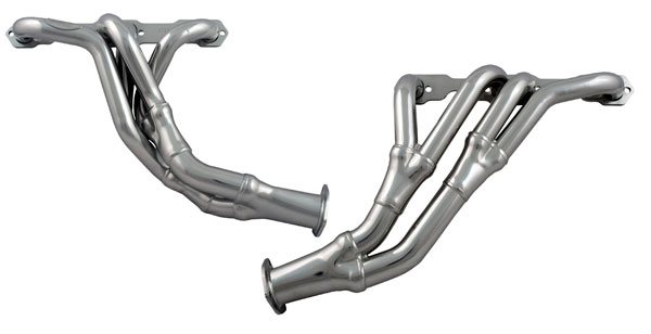 Doug Thorley Headers THY-372Y-C: Doug Thorley 1967-72 GM Pickup Trucks 265-400 Tri-Y Headers