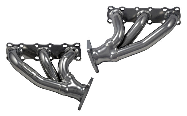 Doug Thorley Headers THY-470-C: Doug Thorley 2005-12 Nissan Xterra 4.0L 2/4wd Shortie Headers