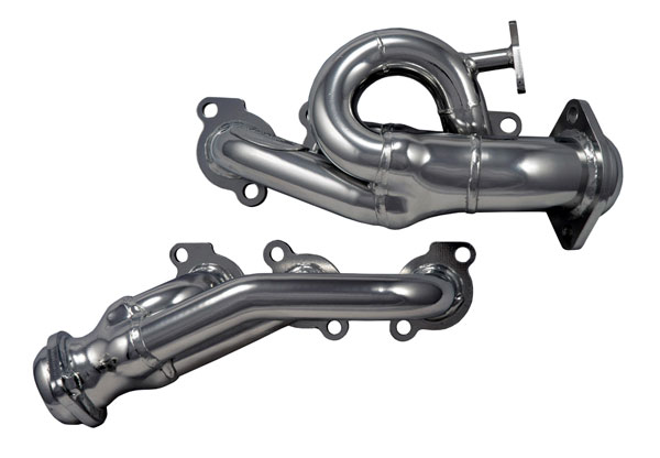 Doug Thorley Headers THY-507-S-C | Doug Thorley 1995-04 Toyota Tacoma 3.4L 2/4wd (W/ External Egr Tube) Shortie Headers