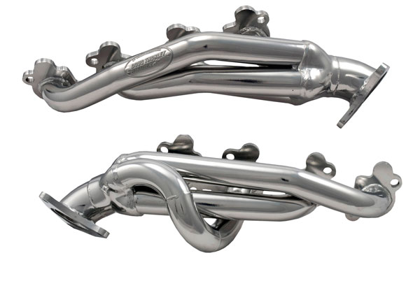Doug Thorley Headers THY-514-M-C: Doug Thorley 2007-11 Toyota Land Cruiser 4.7L (W/O Air Injection Non-Usa Models) Shortie Headers