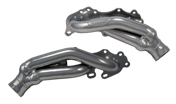 Doug Thorley Headers THY-515-1-C: Doug Thorley 2005-11 Toyota Tacoma Hilux Prado 4.0L 2/4wd (Weld-On Outlet) Shortie Headers