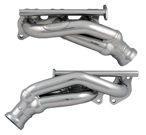 Doug Thorley Headers THY-517-C | Doug Thorley TOYOTA TACOMA 4.0L 2WD/4WD (W/ AIR INJECTION WELD-ON OUTLET) Shortie Headers; 2012-2013