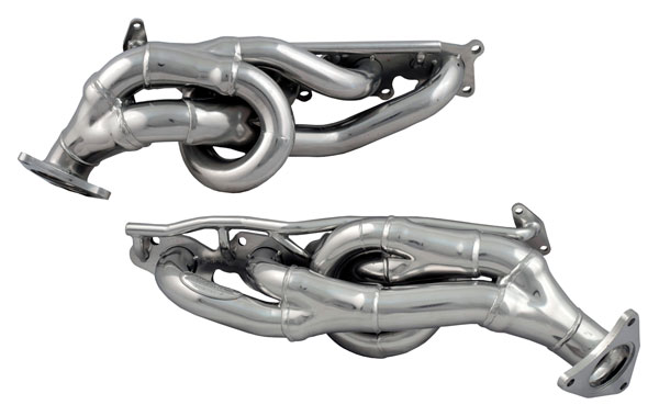 Doug Thorley Headers THY-560Y-C: Doug Thorley 2007-12 Toyota Tundra 5.7L 2/4wd Shortie Tri-Y Headers