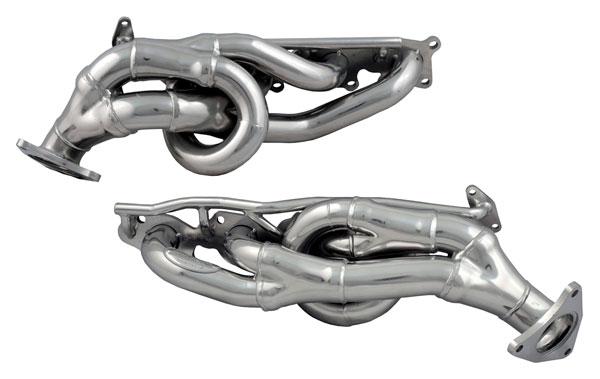 Doug Thorley Headers THY-560Y-C | Doug Thorley Toyota Land Cruiser 5.7L 2/4wd Shortie Tri-Y Headers; 2007-2012