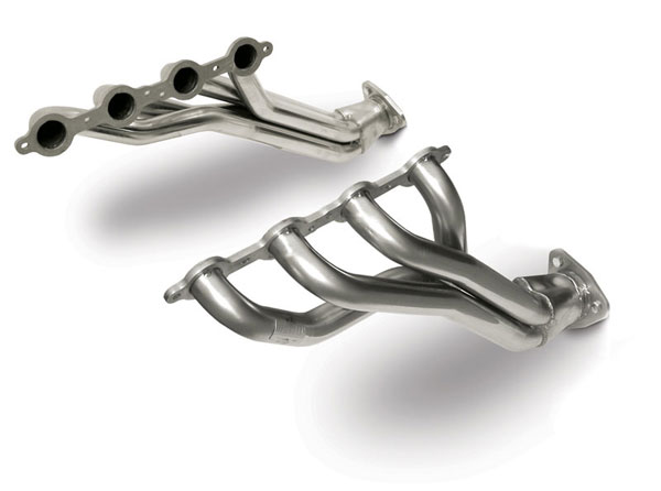 Dynatech Exhaust 715-14110 | Dynatech Chevy/GM Truck 4.8 5.3 6 & 6.2L Headers; 2007-2012