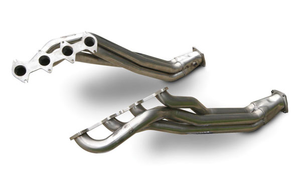 Dynatech Exhaust 722-54310 | Dynatech Mustang 4.6L Headers; 2005-2010