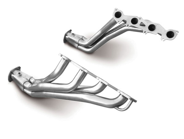 Dynatech Exhaust 724-73310: Dynatech Charger Hemi 5.7L 2006-13 Headers