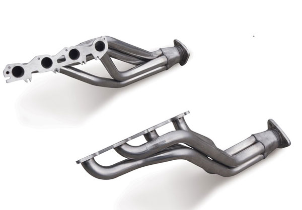 Dynatech Exhaust 724-84310 | Dynatech Dodge Ram 1500 2WD Headers; 2003-2005