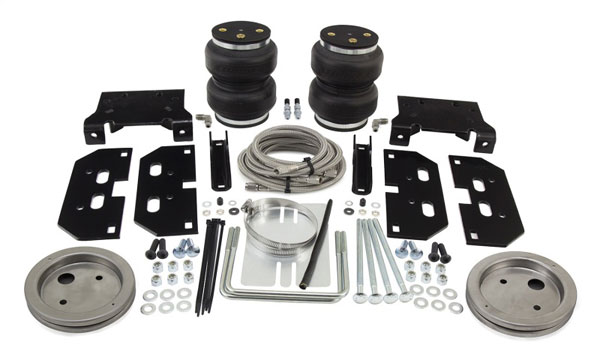 Air Lift 89295 | Loadlifter 5000 Ultimate for 03-17 Dodge Ram 2500 4wd w/ Stainless Steel Air Lines; 2003-2017