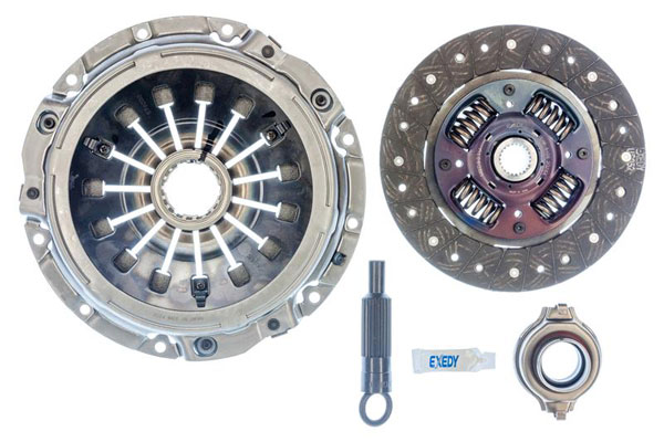 Exedy OEM KMB02 |  Clutch Kit MITSUBISHI ECLIPSE V6 3 2000-2005; Silent Design Disc; Pull Type