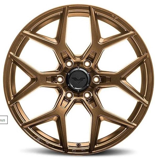 Vorsteiner vr601.20090.6135.12c.87.db   Venom Rex 601 20x9.0 6x135 12C 87 Desert Bronze