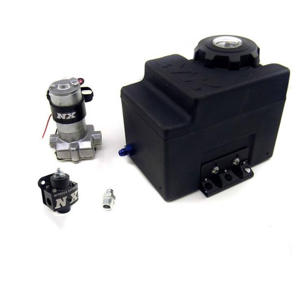 Nitrous Express 15003 | Safe Stand Alone Fuel Enrichment System Low Pressure Adjustable