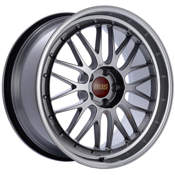 BBS LM238DBPK | LM 20x9.5 5x114.3 ET40 CB66 Diamond Black Center Diamond Cut Lip Wheel