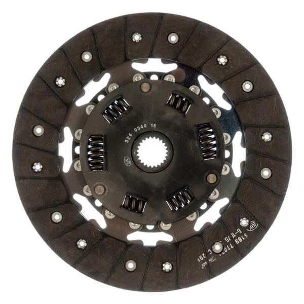 Exedy OEM CD5049 |  Clutch Disc MERKUR SCORPIO V6 2.9; 1988-1989