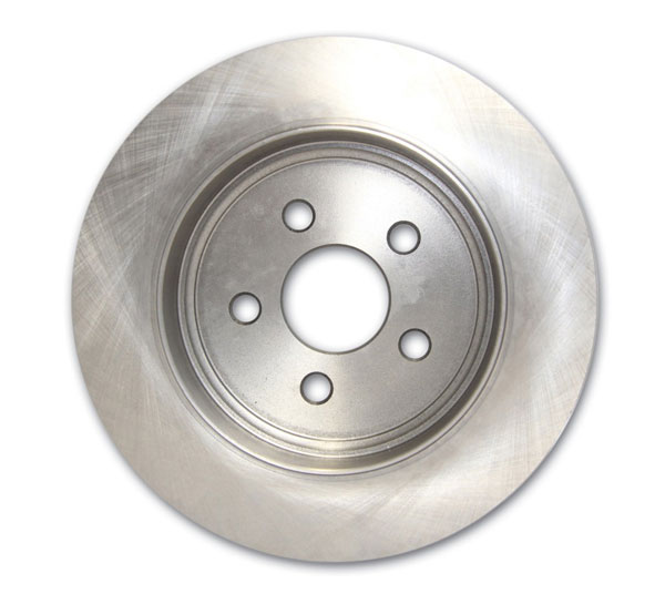 EBC Brakes (RK206)  MG Midget 1.3 (Wire Wheels) 1965-1973 RK Series Premium Rotors - Front Pair