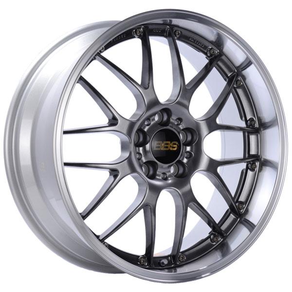 BBS RS963DBPK | RS-GT 20x8.5 5x120 ET15 Diamond Black Center Diamond Cut Lip Wheel -82mm PFS/Clip Required