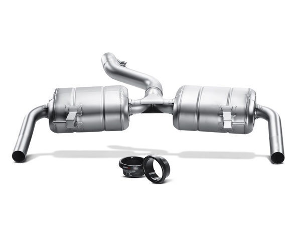 Akrapovic MTP-RECL3RSH |  Renault Clio III RS 200 Slip-On Line (SS); 2009-2012