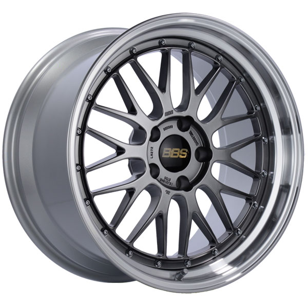 BBS LM272DBPK | LM 19x10 5x120 ET25 Diamond Black Center Diamond Cut Lip Wheel -82mm PFS/Clip Required