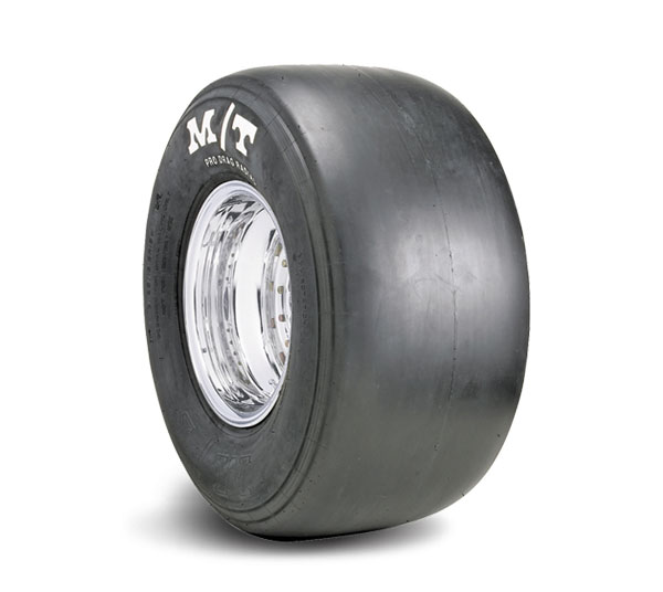 Mickey Thompson 90000000866 |  30.0/9.0R15 R1 Pro Drag Radial Tire; 1950-2018