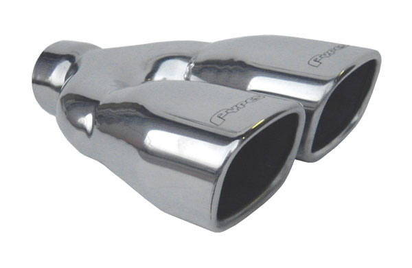 Pypes Performance Exhaust EVT26: Pypes SPLITTERS 3 x2-4x3x9 stnls