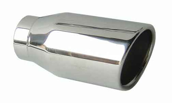 Pypes Exhaust EVT52 | Pypes TIPS 2.5 4 x 6 stainless