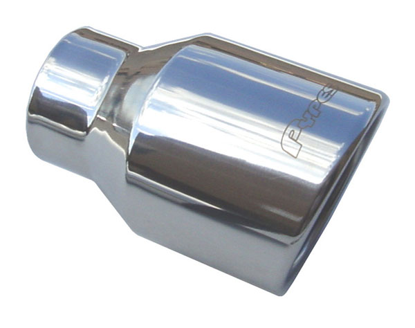 Pypes Exhaust EVT53 | Pypes TIPS 3 4 x 6 stainless; 1950-2011
